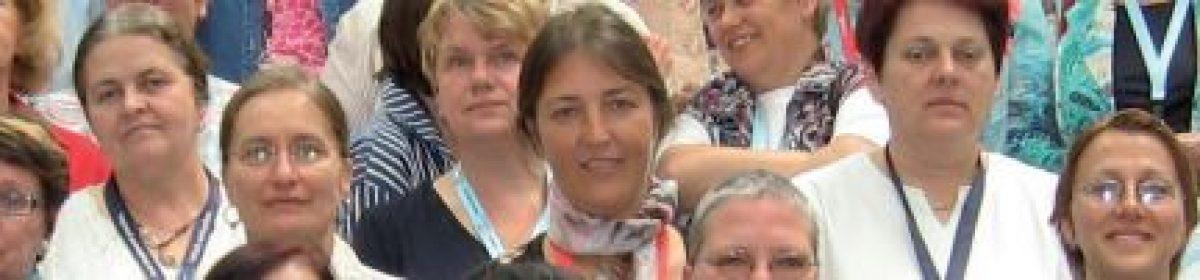 The Ecumenical Forum of European Christian Women in England